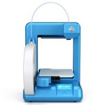 Cubify Cube 3D Printer 2nd Generation BLUE